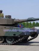日本90坦克开放日出丑