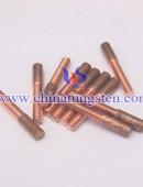 钨铜合金电极-0010