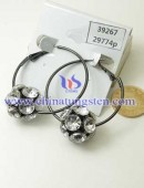 钨钢耳环-0045
