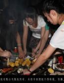 烧烤--2013年公司周年庆活动