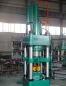 硬质合金金属液压压块机设备