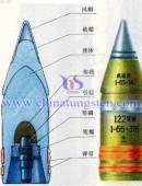 钨合金穿甲弹结构图-0023