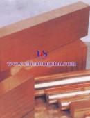 钨铜合金条 - 0010