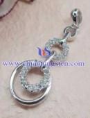 钨钢耳环-0041