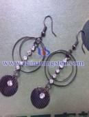 钨钢耳环-0046