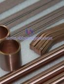 钨铜合金棒和管
