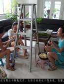2015端午节包粽子