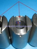 钨合金防辐射针筒套