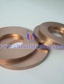 铜钨合金圈