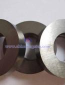 硬质合金环