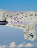 X-47B无人战机完成首次空中加油