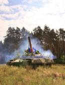 T-64BM2坦克反应装甲