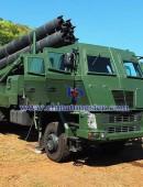 泰國疑測試中國火箭和自走炮系統