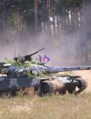 T-64BM2坦克反應裝甲