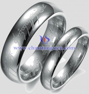 鎢鋼戒指-194