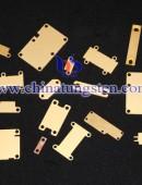 鎢銅合金電子封裝片-0006