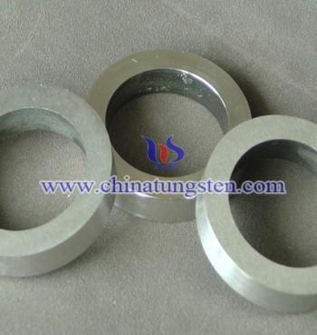銀鎢合金環-0001