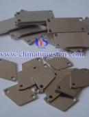 鎢銅合金電子封裝片-0009